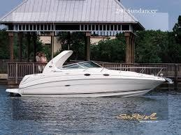 Used Sea Ray 280 Sundeck280 Sundeck Deck Boat For Sale