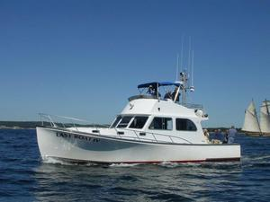 Used Wesmac Downeast Fishing Boat For Sale