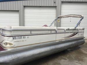 Used Avalon TROPIC 24TROPIC 24 Pontoon Boat For Sale
