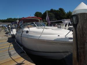 Used Monterey CR 282 Express Cruiser Boat For Sale