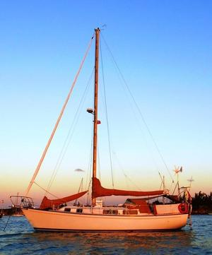 Used Cabot 36' Sloop Sailboat For Sale