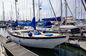 Used Hardin Voyager Center Cockpit Sailboat For Sale