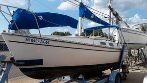 Used Chrysler 22 Cruiser Sailboat For Sale