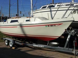 Used Watkins 23 Cruiser Sailboat For Sale