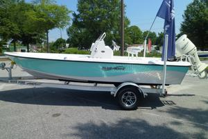 New Blue Wave 2000 SL Center Console Fishing Boat For Sale