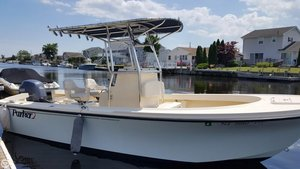 Used Parker Marine 21 Special Edition Center Console Fishing Boat For Sale