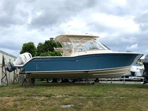 New Grady-White 325 Freedom325 Freedom Dual Console Boat For Sale
