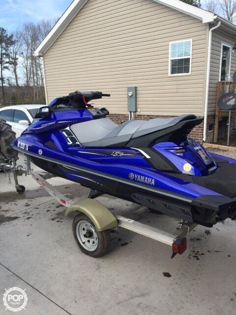 Used Yamaha FX HO Waverunner Personal Watercraft For Sale