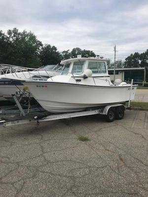 Used Steiger Craft 21' DV MIAMI21' DV MIAMI Saltwater Fishing Boat For Sale