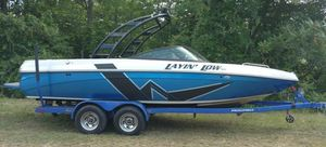 Used Moomba 23' OUTBACK V23' OUTBACK V Ski and Wakeboard Boat For Sale