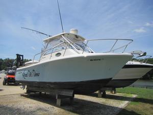 Used Sailfish 2660 WAC Sports Fishing Boat For Sale