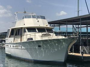 Used Hatteras 53 MY Cruiser Boat For Sale