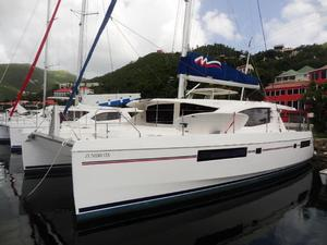 Used Leopard 48 Cruiser Sailboat For Sale