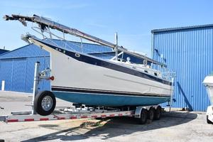 Used Seaward 32RK Cruiser Sailboat For Sale