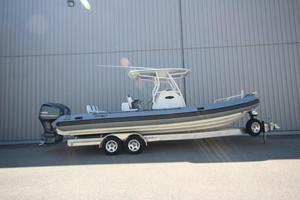 New Zodiac Custom Pro 850 Optimum Twin 250hp ON Order Rigid Sports Inflatable Boat For Sale