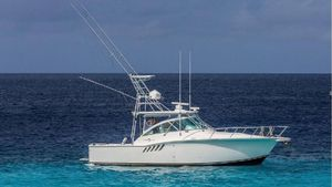 Used Albemarle 360 Express Fisherman Cruiser Boat For Sale
