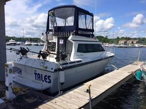 Used Chris-Craft 32 Freshwater Fishing Boat For Sale