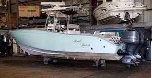Used Cape Horn 31 OSX Center Console Fishing Boat For Sale
