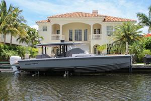 New Axopar 37 Sun Top Center Console Fishing Boat For Sale