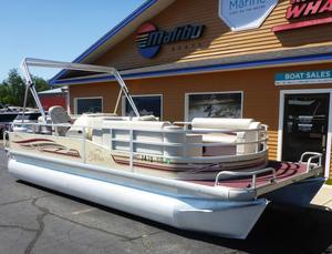 Used Riviera CruiserCruiser Pontoon Boat For Sale