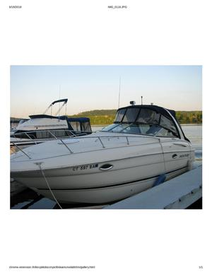 Used Monterey 265 Cruiser Boat For Sale