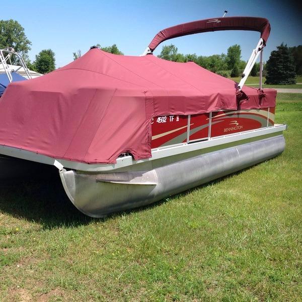 Used Bennington 22SLi Pontoon Boat For Sale