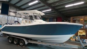 Used Edgewater 280cc Center Console Center Console Fishing Boat For Sale