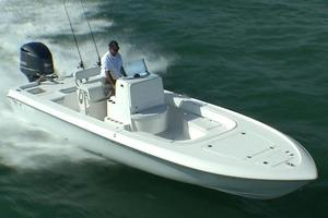Used Contender 25 Bay Sports Fishing Boat For Sale
