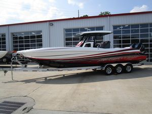 New Sunsation 32ccx Center Console Fishing Boat For Sale