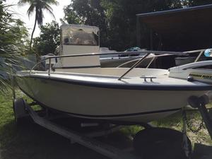Used Legacy Sea Era Center Console Fishing Boat For Sale