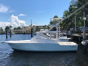 Used Strike 37 Fish Around Center Console Fishing Boat For Sale