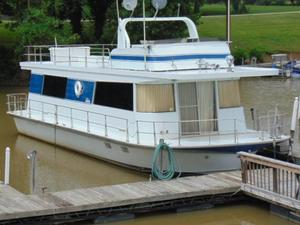 Used Pluckebaum River Master Motor Yacht For Sale