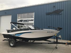 Used Glastron GTSF 185GTSF 185 Ski and Fish Boat For Sale