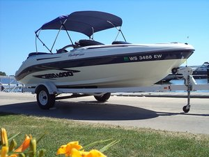 Used Sea-Doo Sport Boats ChallengerChallenger Jet Boat For Sale