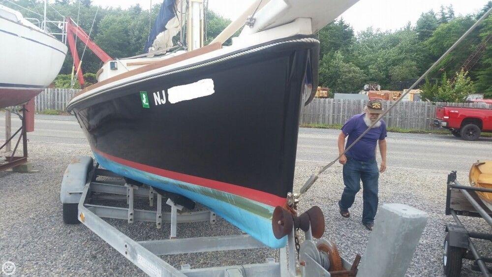 1993 Used Creative Marine Skimmer 25 Sloop Sailboat For Sale