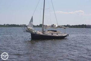 Used Creative Marine Skimmer 25 Sloop Sailboat For Sale