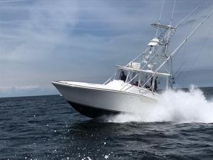 Used Predator 35 Express Cruiser Boat For Sale
