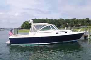 Used Hunt Yachts Surfhunter 29 Downeast Fishing Boat For Sale