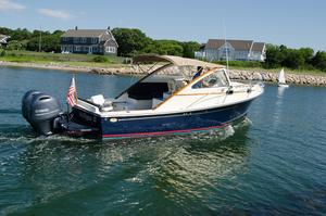Used Seaway 27 Seafarer Cuddy Cabin Boat For Sale