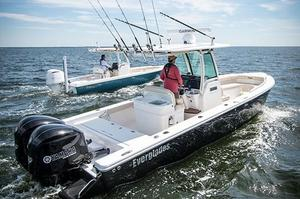 New Everglades 273 Center Console Center Console Fishing Boat For Sale