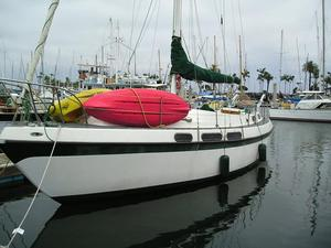 Used Morgan 36 Out Island Cruiser Sailboat For Sale