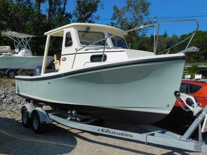 New Eastern 22 SISU Hard Top Cuddy Cabin Boat For Sale