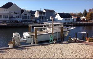 Used May-Craft Pilot 2700 Saltwater Fishing Boat For Sale