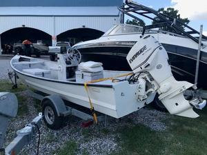 Used Action Craft 18 CC Tender Boat For Sale
