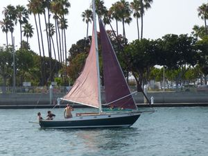 Used Edey & Duff Stone Horse Cutter Sailboat For Sale