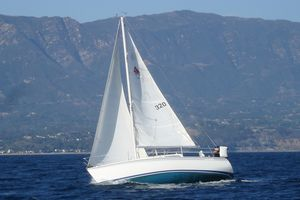 Used Catalina 270 Cruiser Sailboat For Sale