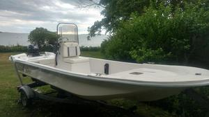 Used Carolina Skiff 17 JV CC Center Console Fishing Boat For Sale