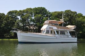 Used Grand Banks Europa 42 Trawler Boat For Sale