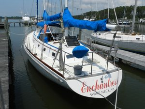 Used Gulfstar 50 Ketch Cruiser Sailboat For Sale