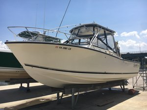 Used Carolina Classic 25 Express Cruiser Boat For Sale